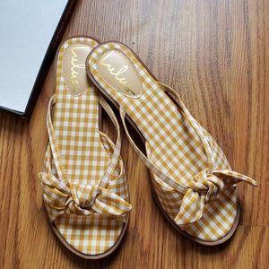 9693f3117c1d Women s Mustard Yellow Sandals on Poshmark